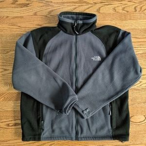 North Face Men's Full Zip Fleece